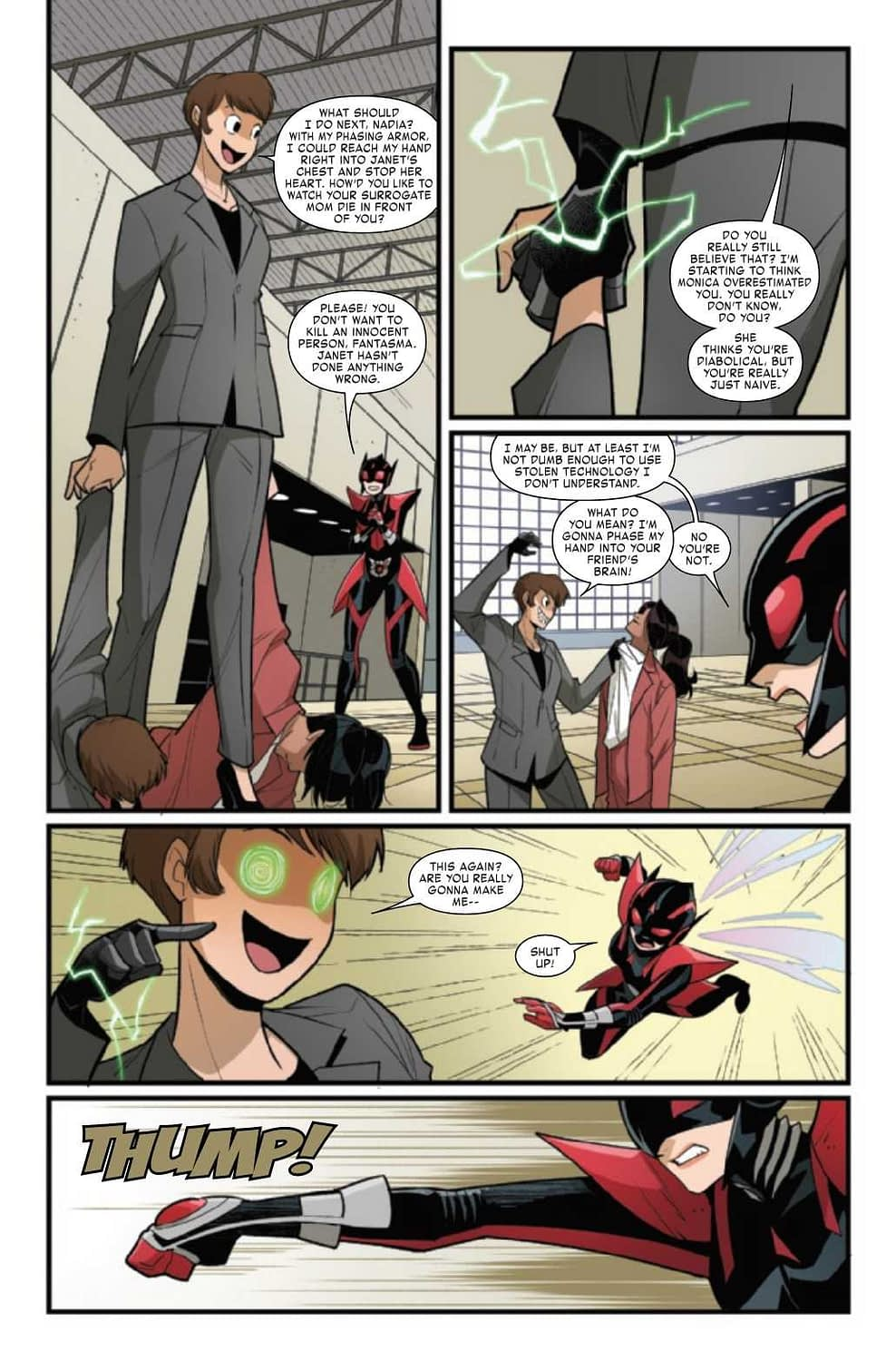 Unstoppable Wasp #10: The Danger of Jailbreaking Your iPhone [Preview]