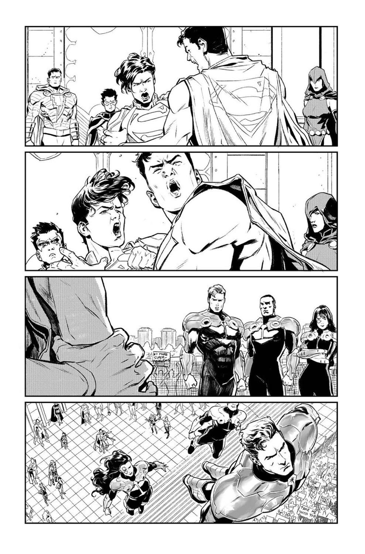 Blackstars #2 Will Feature The Cruelest Portrayal of Superman Grant Morrison Has Ever Done