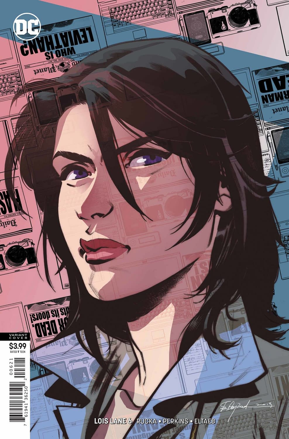 It's Time for Lois Lane to Put Her Daddy Issues Behind Her in Lois Lane #6 [Preview]