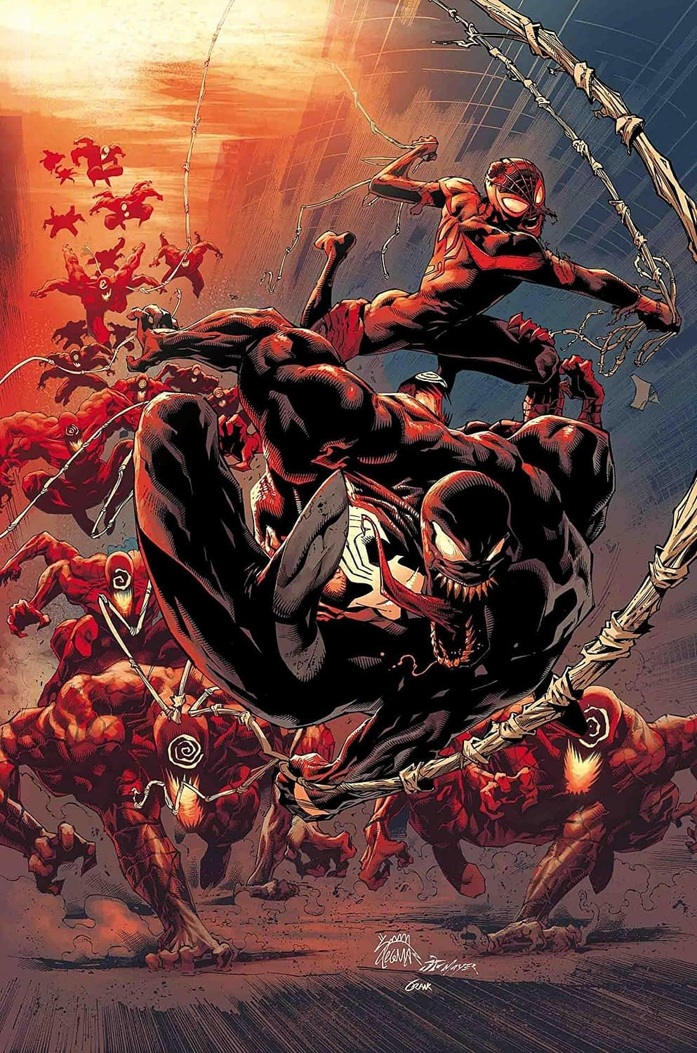 Marvel Adds an Extra Issue to Absolute Carnage