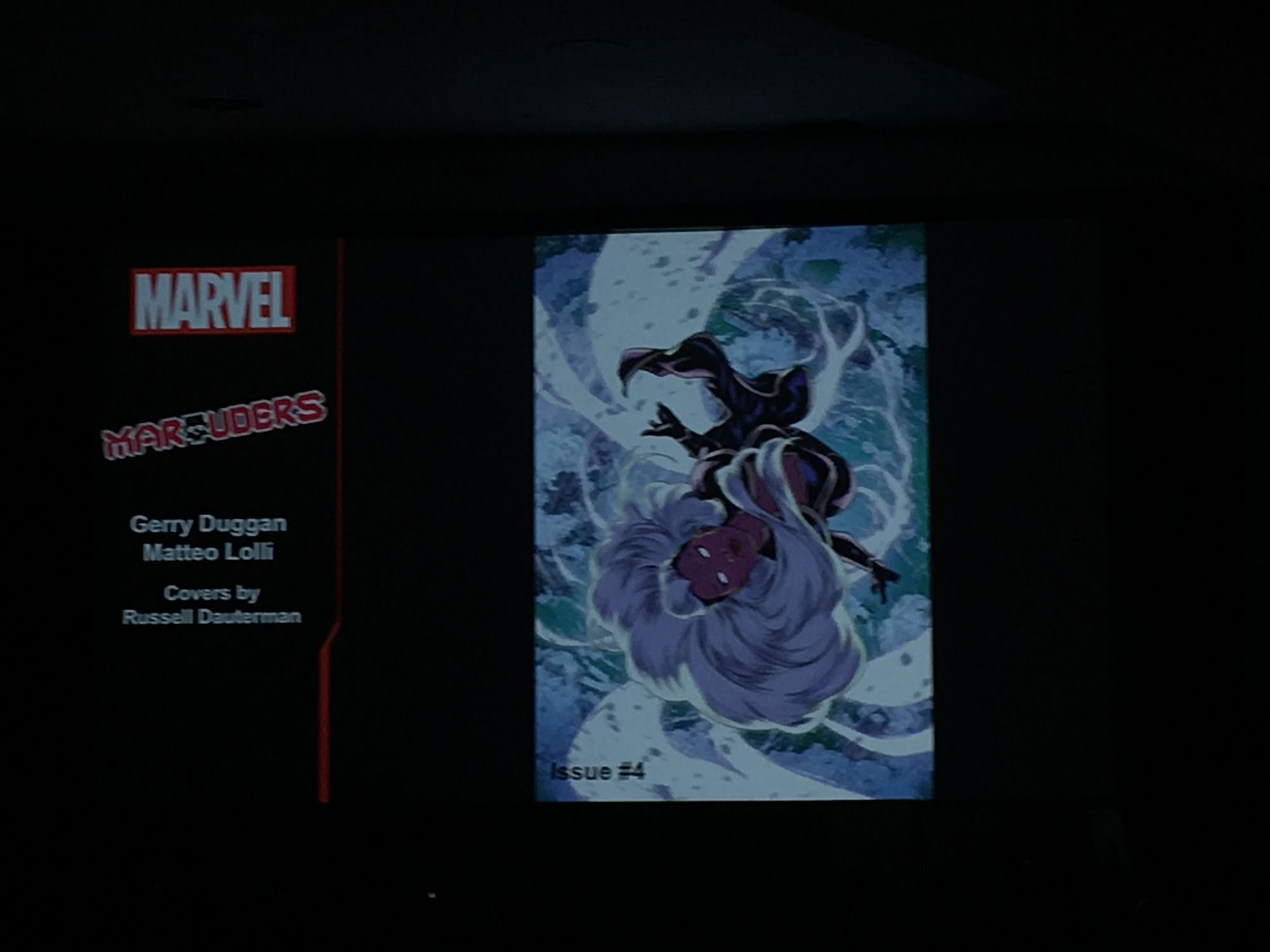 NYCC '19: Marvel's X-Men - Dawn of X Panel