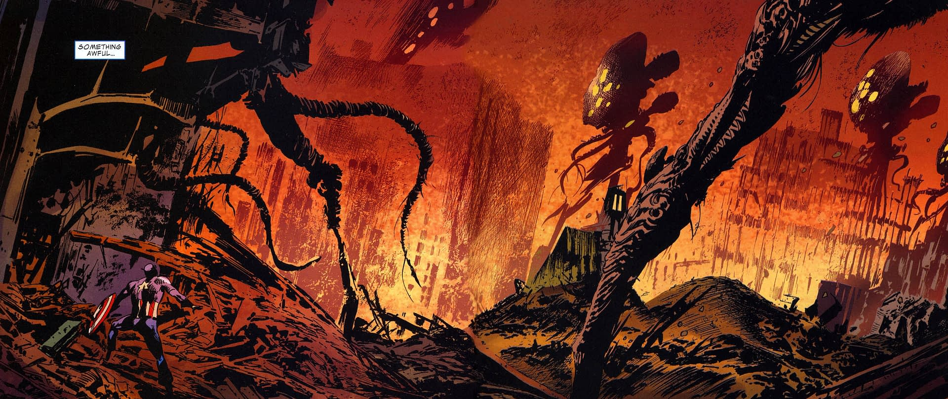 The Martian Invasion Of The Marvel Universe Is Coming…