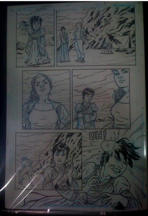 chromatic comics