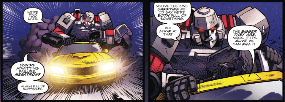 TF More Than Meets The Eye #26
