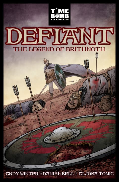 DEFIANT cover
