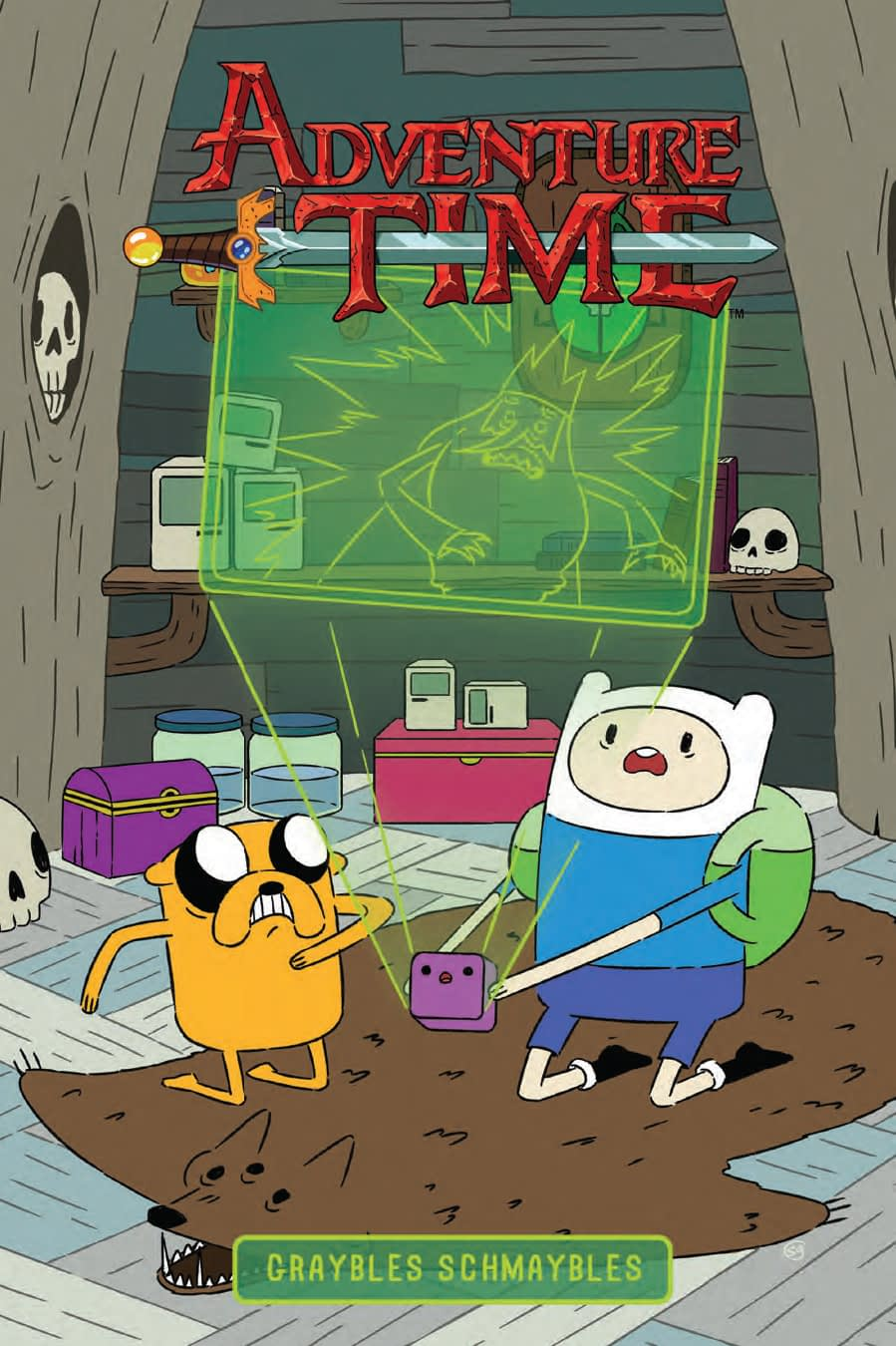 Adventure Time Princess Day adventure time vol. 5: graybles schmaybles arrives april 1st