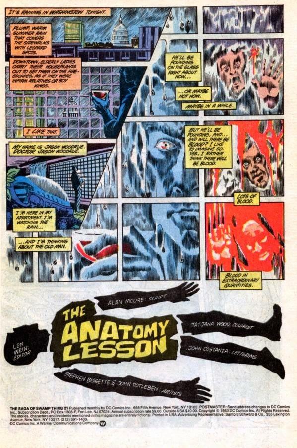 Swamp Thing 21 p1 anatomylesson1