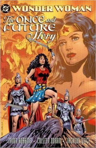 Wonder Woman by Colleen Doran