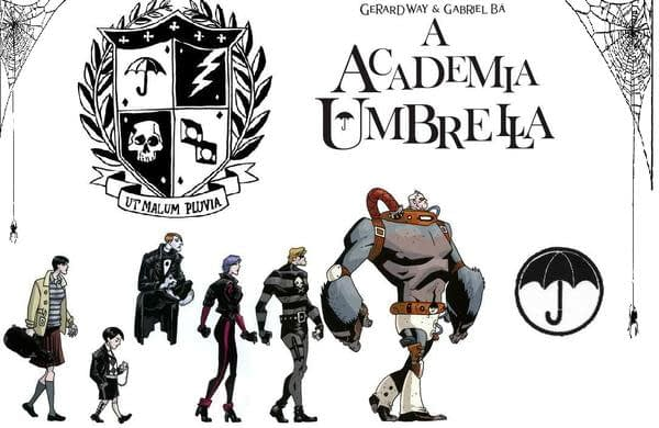 umbrella academy feore madekwe two cast