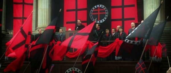 V For Vendetta Film Still
