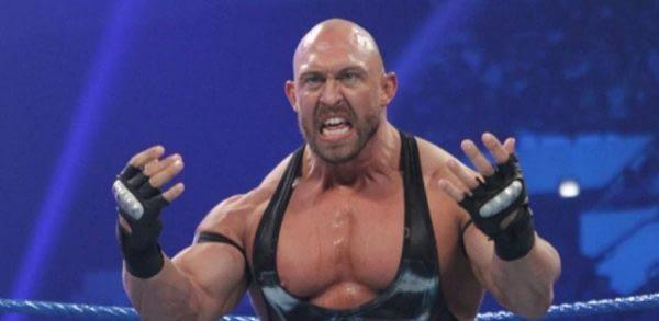 Ryback on WWE