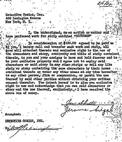 siegel_1938_march_contract