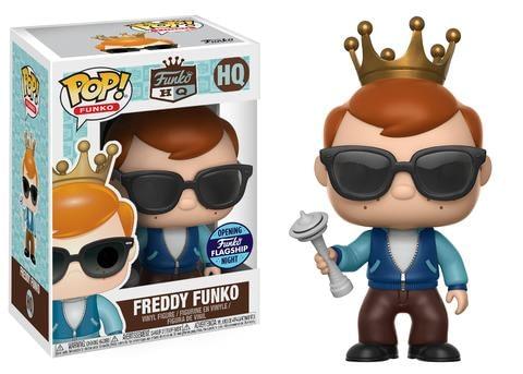Funko HQ Freddy Funko Space Needle Pop