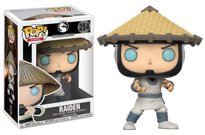 Funko Mortal Kombat Raiden Pop