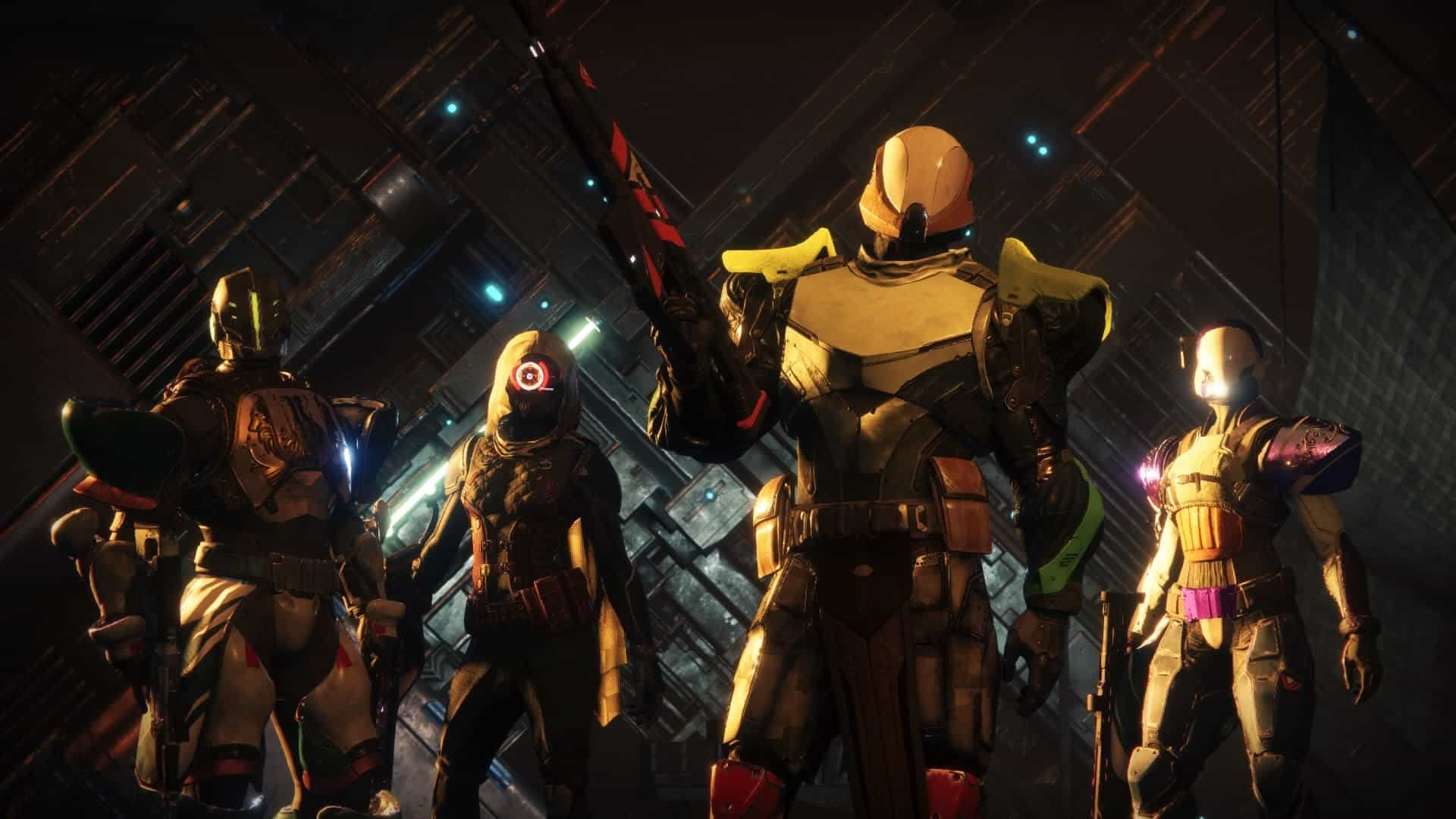 Destiny 2 Updatws Will Be Coming In Seasons