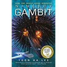 Ninefox Gambit Cover