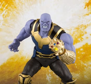 infinity war thanos figure