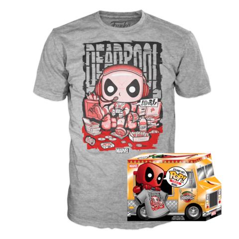 Funko E3 Deadpool Pop Tee