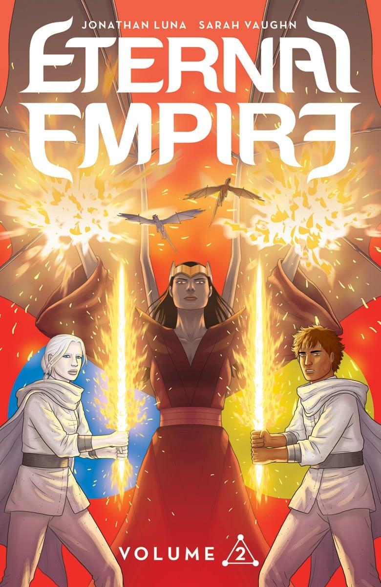 Eternal Empire, Vol. 2 TP
