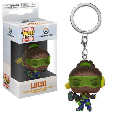 Funko Overwatch Pop Keychain Lucio