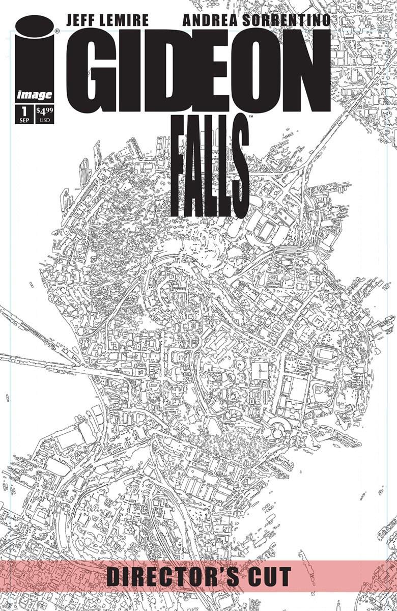 Gideon Falls #1: Director's Cut