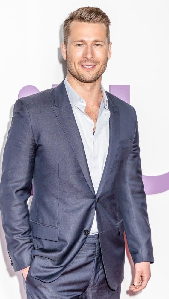 Glen Powell in 2018