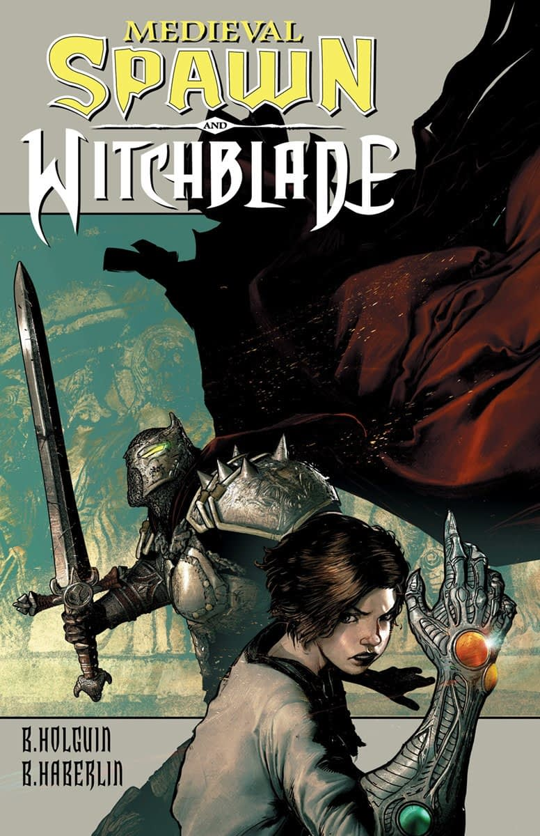 Medieval Spawn/Witchblade, Vol. 1 TP