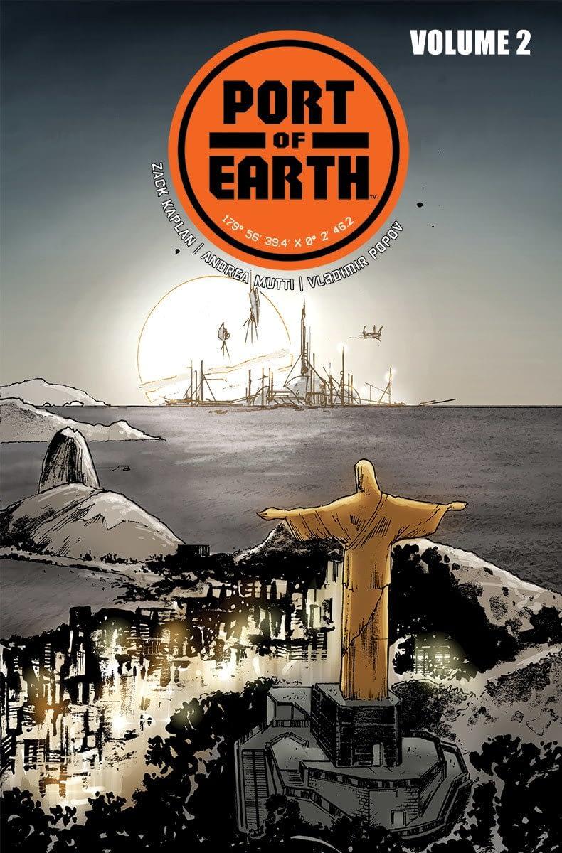 Port of Earth, Vol. 2 TP