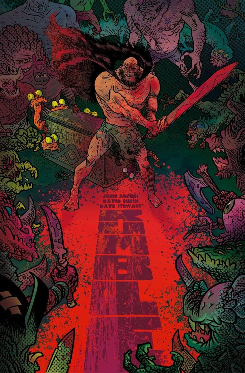 Rumble (2017) #7