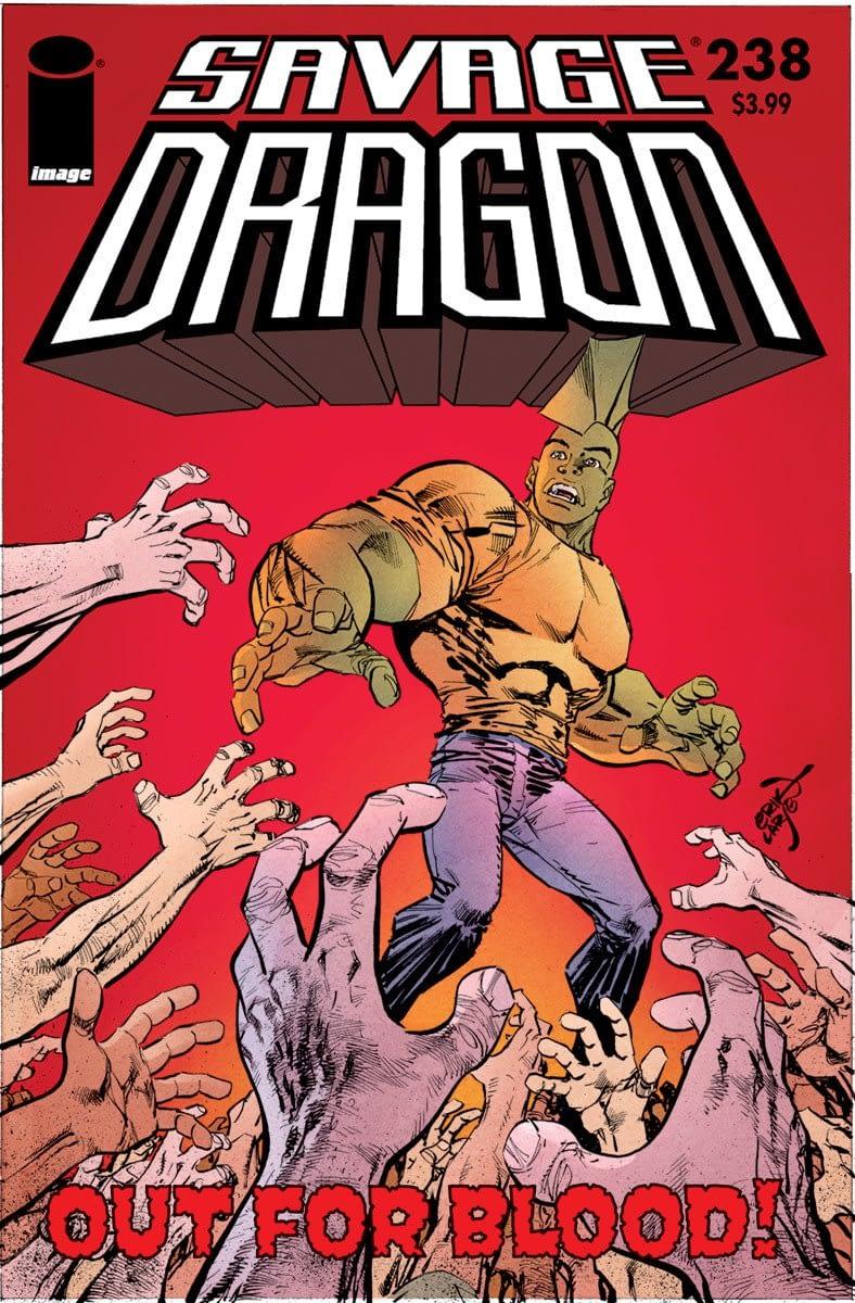 Savage Dragon #238