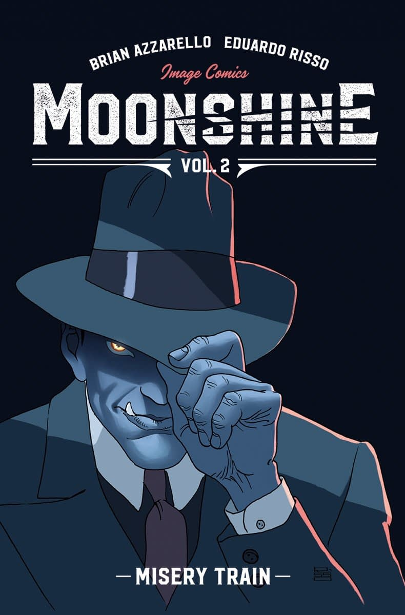 Moonshine, Vol. 2: Misery Train TP