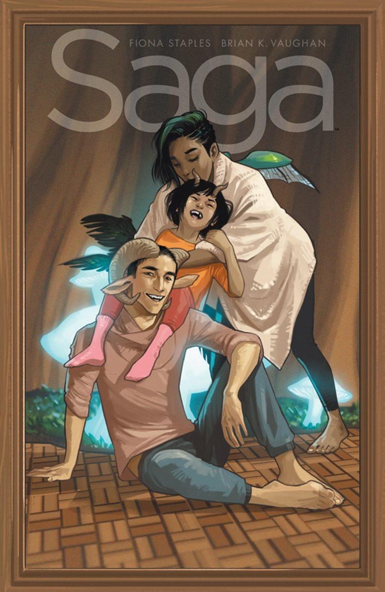 Saga, Vol. 9 TP