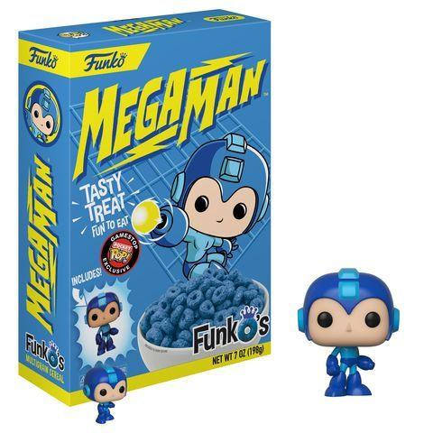 Funko FunkO's Mega Man Cereal