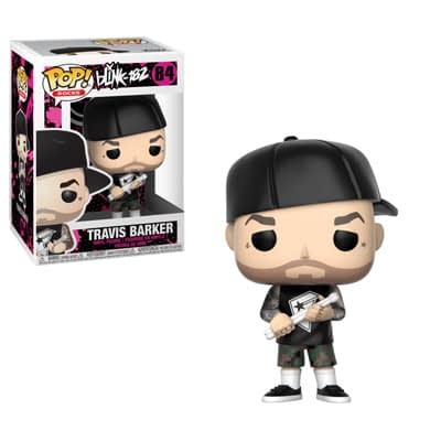 Funko Rock Blink 182 Travis