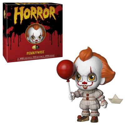 Funko 5 Star Horror Pennywise