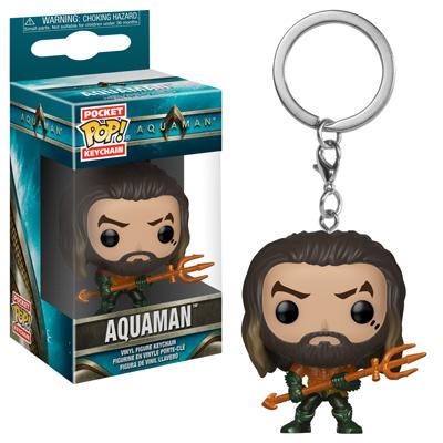 Funko Aquaman Keychain 1