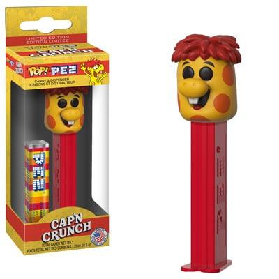 Funko Pez Crunchberry Beast