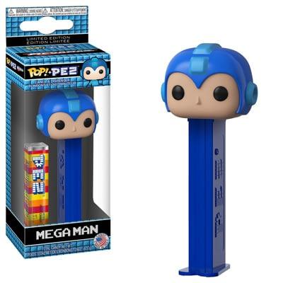 Funko Pez Mega Man Blue