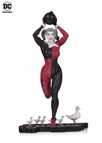 DC Collectibles NYCC Black White Red Cho Statue