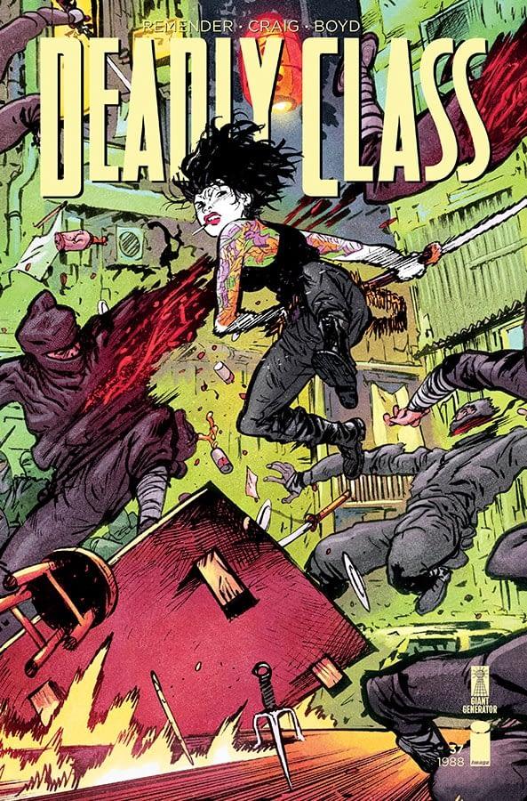 Deadly Class #37
