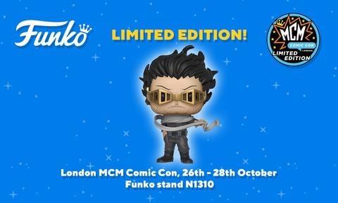 Funko MCM Comic Con 3