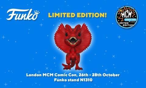 Funko MCM Comic Con 4