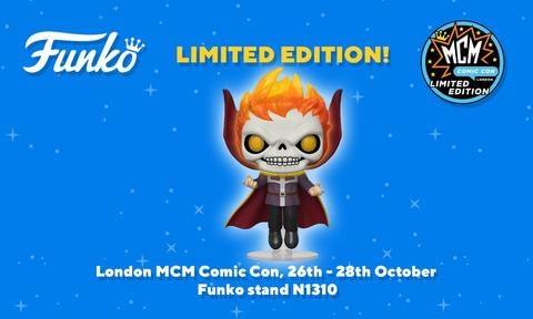 Funko MCM Comic Con 5