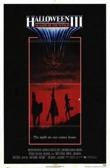 Halloween 3 Poster