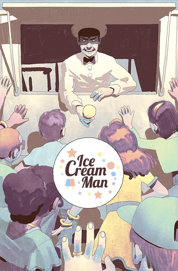 Ice Cream Man #9