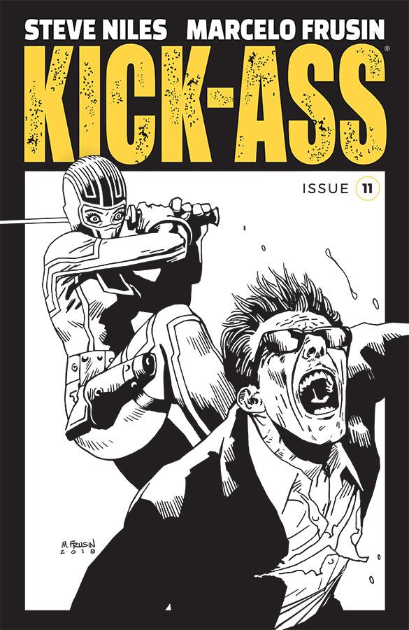 Kick-Ass #11