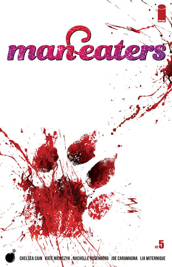 Man-Eaters #5