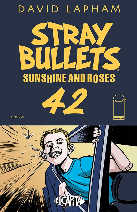 Stray Bullets: Sunshine & Roses #42