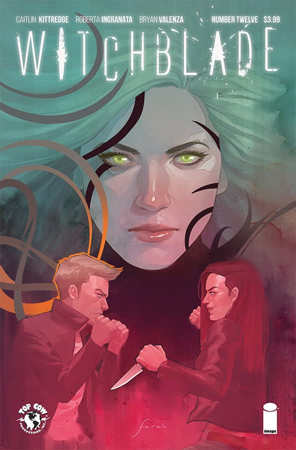 Witchblade (2017) #12