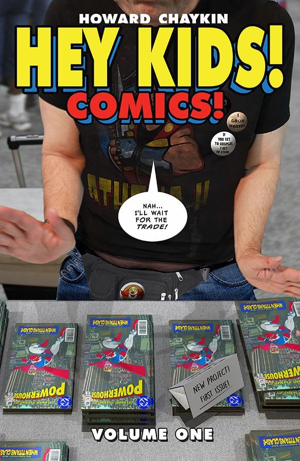 Hey Kids! Comics! TP